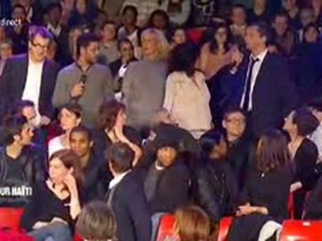Dérapage en Direct sur France 2