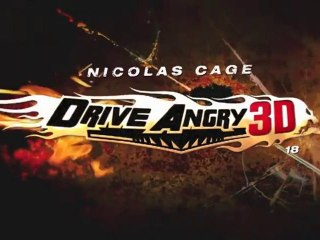 Drive Angry - Spot TV #11 - Hellride (Red Band) [VO|HD]