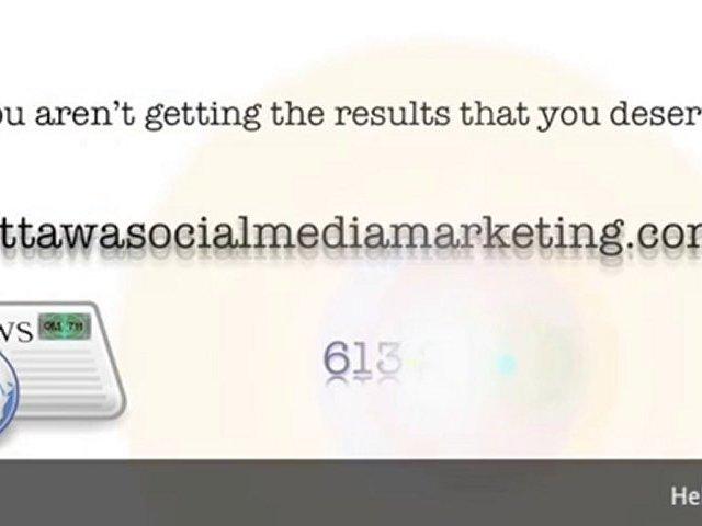 Ottawa Social Media Marketing