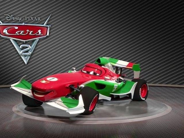 Cars 2 - Character Spin - Francesco Bernoulli [VF|HD]