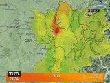 Alerte à la pollution atmosphérique à Lyon