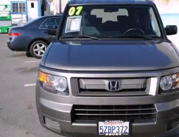USED HONDA PASADENA 2007 Honda Element