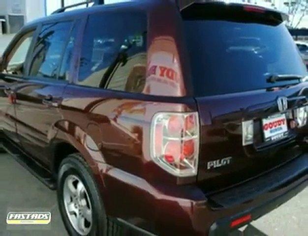 USED HONDA PASADENA 2007 Honda Pilot