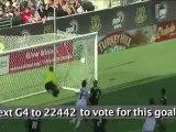 Major League Soccer Goal of the Week: Davy Arnaud