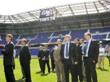 USA World Cup bid - FIFA Inspection Tour