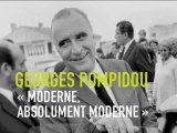 Georges Pompidou - moderne, absolument moderne