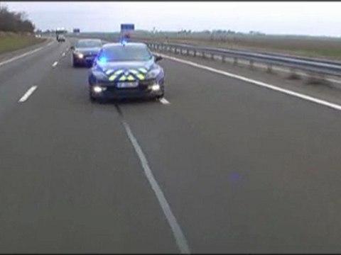 Le nouveau VRI gendarmerie
