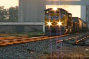 ns 10E up POWER TRAINS FOSTORIA dm