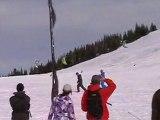 Snowkiters on Snowboards:  The U.S. titles