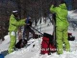 Extreme Kite Skiing / Speed Flying - SFTV Ep 07 S04