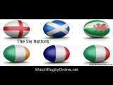 watch australia vs south africa rugby union Six nations live
