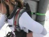 Melissa Arnot Arrives at Everest Camp I