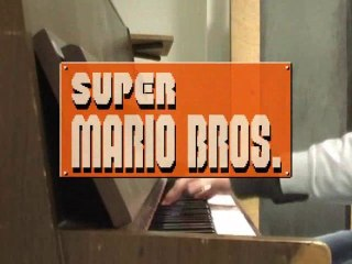 Super Mario Piano Bros - Compil officielle de la kermesse du
