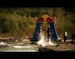 Red Bull UpStream 2008 - White water wakeboarding!