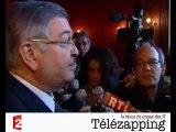 Télézapping : La justice dans la rue, Sarkozy sur TF1