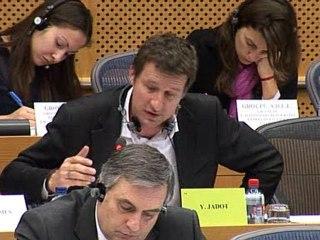 Infrastructures énergétiques : intervention de Yannick Jadot