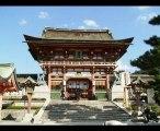 Photos de temples japonais