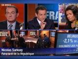 Délinquance: Sarkozy annonce de nouvelles mesures avant l'été