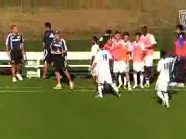 US Soccer – Baltimore Bays vs. De Anza Force