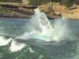 Wakeboarding Crash Scenes
