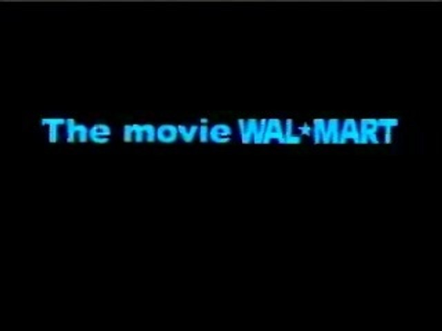 Wake-up Wall-Mart