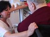 Infirmière personnes âgées dépendantes