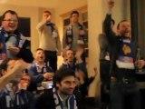 Orange / Rugby Party lors de France-Ecosse avec Dominici