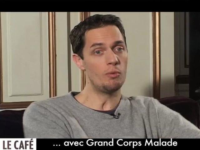 """Grand Corps Malade : """"Mon nom est une boutade"""""""