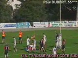 Saison 2008/2009  equipe 1 Tyrosse/rome essai2