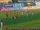 Saison 2008/2009  equipe 1 Marmande/Tyrosse essai1