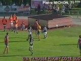 Saison 2008/2009  equipe 1 Tyrosse/hagetmau essai2