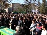 Kenan Sofuoğlu Babası İrfan Sofuoğlu Cenazesi 2011 Şubat