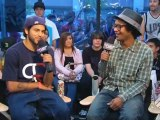 Interview with Mtn Dew team skater Paul Rodriguez.