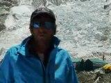 First Ascent Everest Dispatch 5-8-09