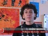 4L Trophy : questions d'enfants (La Verrie)