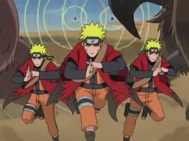 trailer Naruto Shippuden extreme combat I