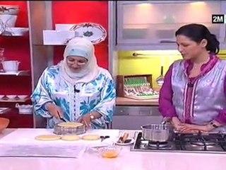 choumicha - Recette pas cher pain sésame