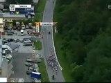 Tour de Suisse 2010 - Stage 2 - Final kilometers