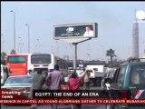 L'Egypte, du roi Farouk (1922) à Hosni Moubarak (11/02/2011)