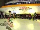 BMX flatland contest - Red Bull Fight with Flight