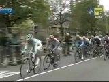 Giro d'Italia 2010 - Stage 2 - Final kilometers