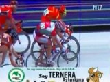 Highlights from Stage 3a  - Vuelta a Asturias 2010