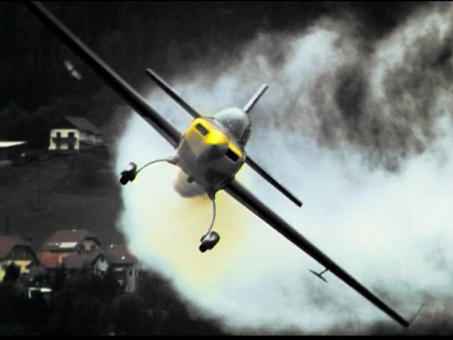 Airstripped.com - The Powered Aerobatic Teaser