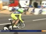 Highlights from Stage 2 - Tour de Bretagne 2010