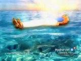 Matelas d'eau chauffee hydro jet system