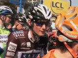 Paris-Nice Race Frank Schleck Interview