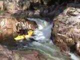 Whitewater Kayaking: Scotland, Etive, Findhorn - March 2008