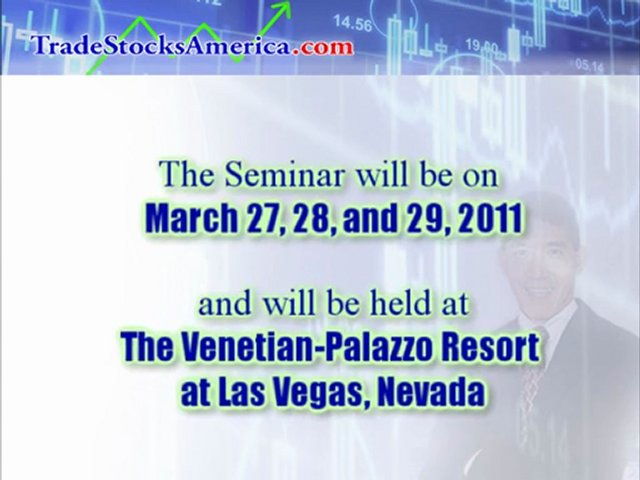 Stock Trading Seminar: The Key To Successful Trading