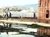 Red Bull Skateboarding: Vancouver shipyard session