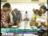 Point de presse des Oscars de la presse congolaise